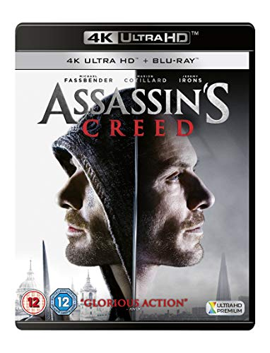 Assassin's Creed UHD [Italia] [Blu-ray] de 20th Century Fox