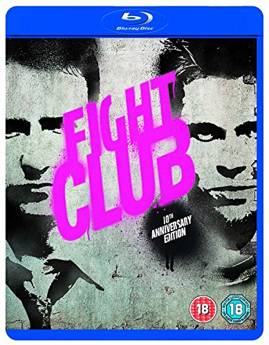 Fight Club BD [Reino Unido] [Blu-ray] de 20th Century Fox