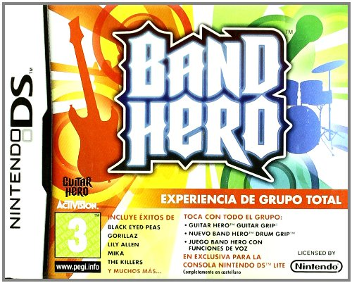 Band Hero DS de ACTIVISION