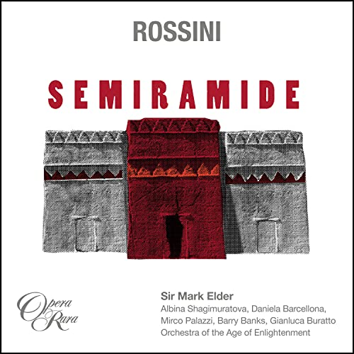 Rossini: Semiramide de ADA UK