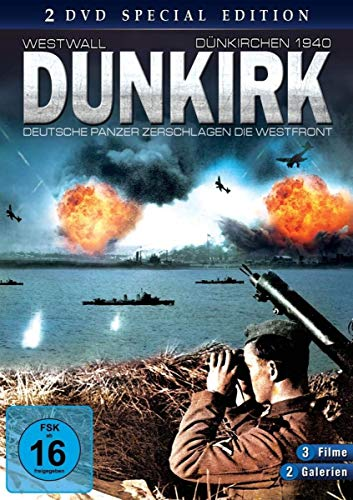 Dunkirk (2 DVDs) [Alemania] de AL!VE AG