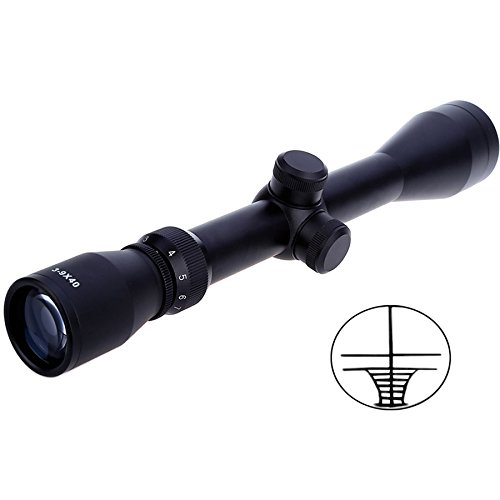 Visor telescópico 3-9×40 para carabinas y escopetas de aire comprimido de AIR RIFLE SCOPE
