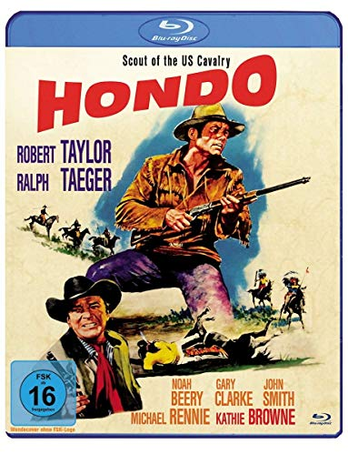 Hondo (Blu-ray) [Alemania] [Blu-ray] de AL!VE AG
