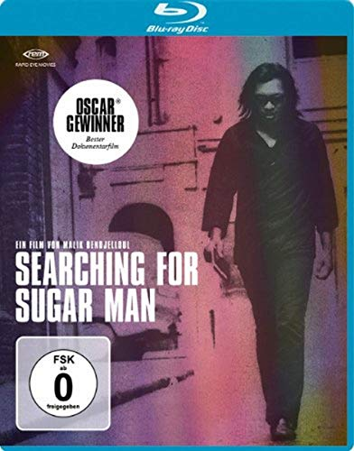 Searching For Sugar Man [Blu-ray] [Alemania] de AL!VE AG