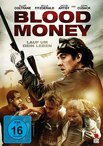 Blood Money - Lauf um dein Leben [Alemania] [DVD] de AL!VE AG