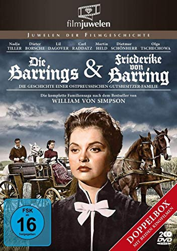 Die Barrings & Friederike von Barring - Die komplette Familiensaga [Alemania] [DVD] de AL!VE AG