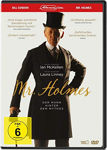 Mr. Holmes [Alemania] [DVD] de AL!VE AG