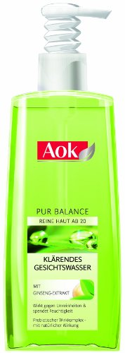 Aok Pur Balance Clarifying Face Wash 200 ml by AOK de AOK