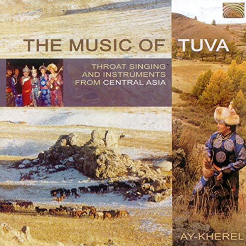 Music of Tuva de ARC