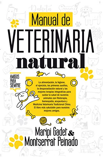 Manual de veterinaria natural (Vida alternativa) de ARCOPRESS