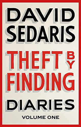 Theft by Finding: Diaries: Volume One de Abacus