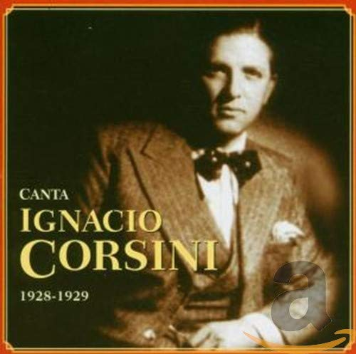 Ignacio Corsini 1928-1929 de Absolute Distribution, S.L.