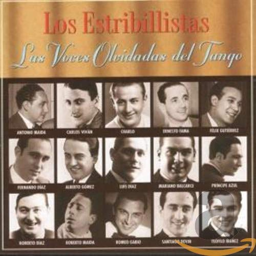 Las Voces Olvidadas Del Tango de Absolute Distribution, S.L.