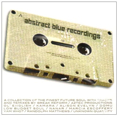 Abstract Blue Vol. 1 de Abstract Blue