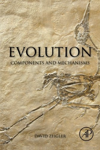 Evolution: Components and Mechanisms de Academic Press