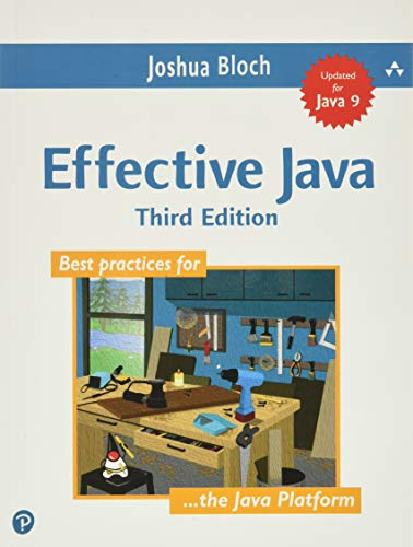 Effective Java de Addison-Wesley Educational Publishers Inc