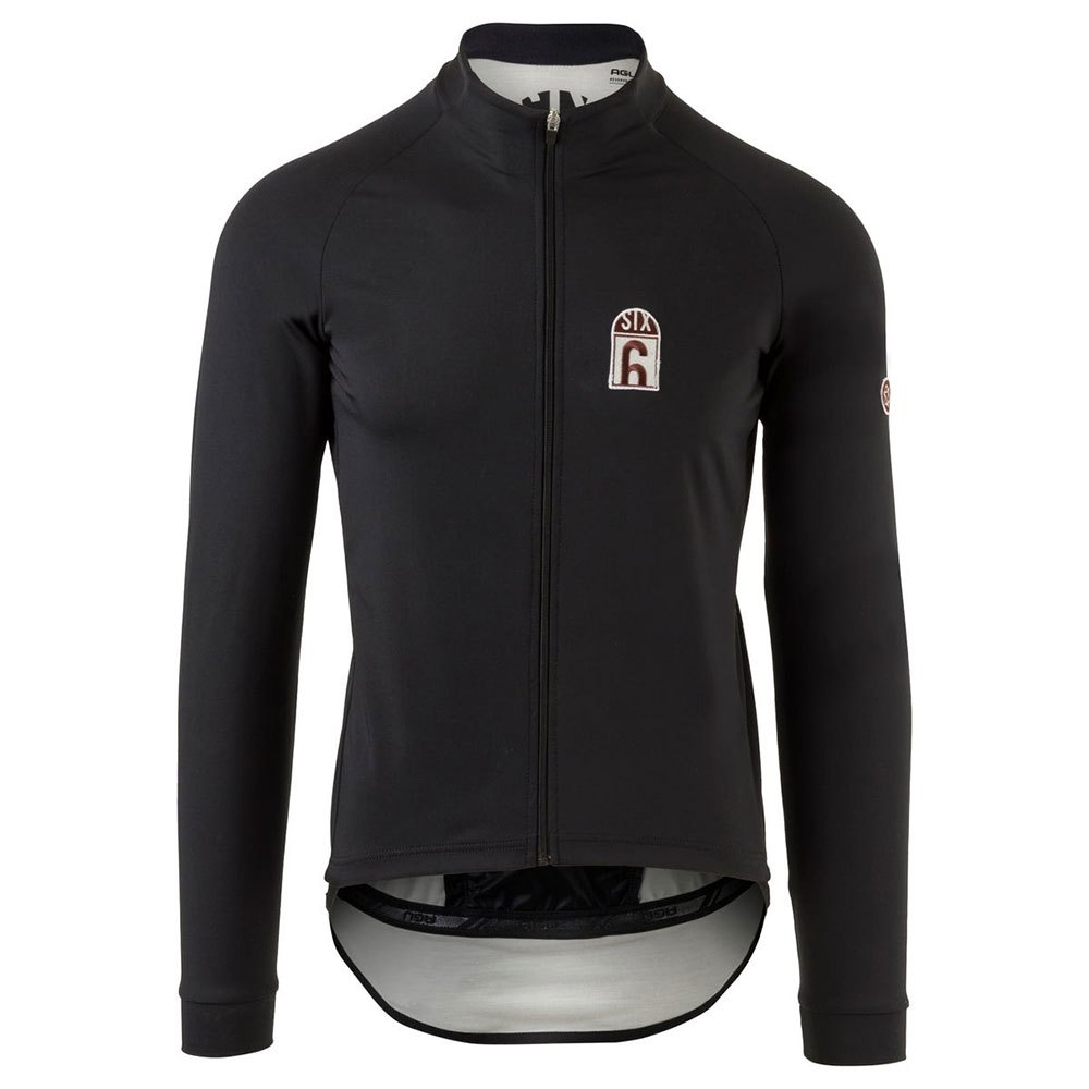 Agu Merino Thermo Six6 L Black de Agu