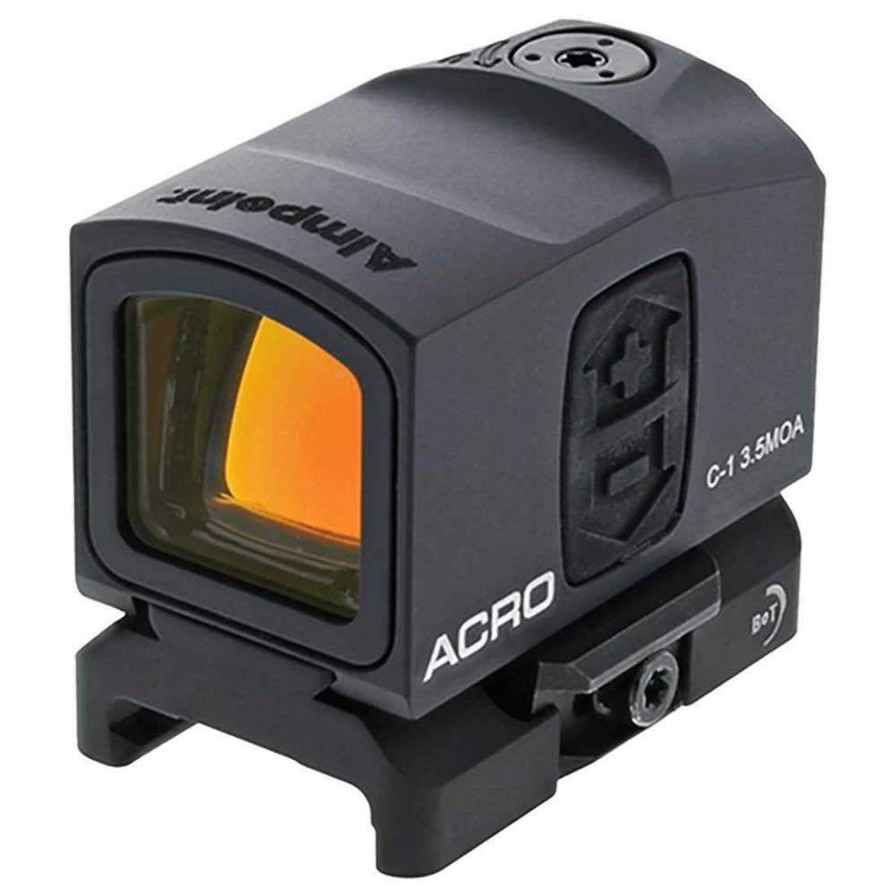Aimpoint Acro C-1 3.5moa With Weaver Mount One Size Black de Aimpoint