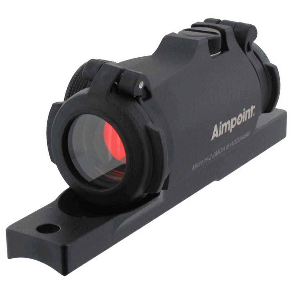 Aimpoint Micro H-2 2moa With Semi-automatic Rifle Mount One Size Black de Aimpoint