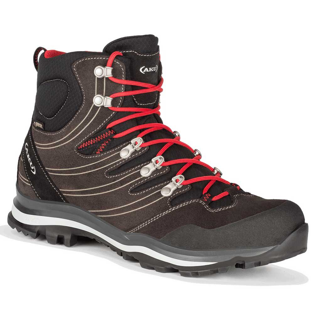 Aku Alterra Goretex EU 46 1/2 Anthracite / Red de Aku