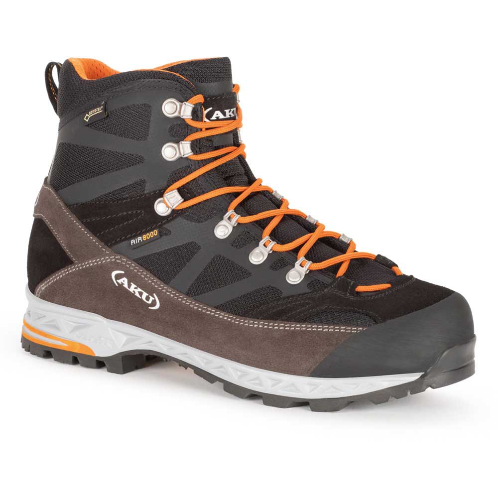 Aku Trekker Pro Goretex EU 47 1/2 Black / Orange de Aku