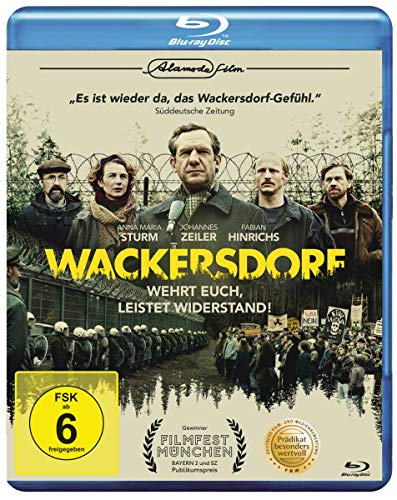 Wackersdorf [Alemania] [Blu-ray] de AL!VE AG