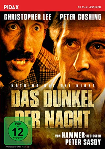 Das Dunkel der Nacht (Nothing But the Night) / Schauriger Gruselthriller mit Christopher Lee und Peter Cushing (Pidax Film-Klassiker) [Alemania] [DVD] de AL!VE AG