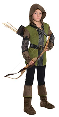Robin Hood Boys Fancy Dress Prince of Thieves Childrens Costume (12-14 years) by Amscan de Amscan