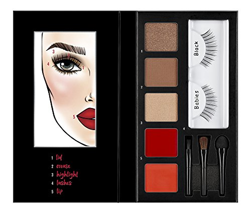 Ardell Beauty Looks To Kill Eye and Lip Kit, Steal The Show de Ardell Beauty