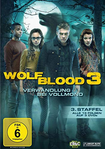 Wolfblood - Verwandlung bei Vollmond - Staffel 3 [3 DVDs] [Alemania] de Ascot Elite Home Entertainment