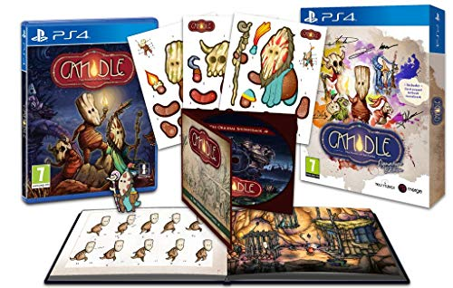 Avance - Candle: The Power Of The Flame - Signature Edition (PS4) de Avance