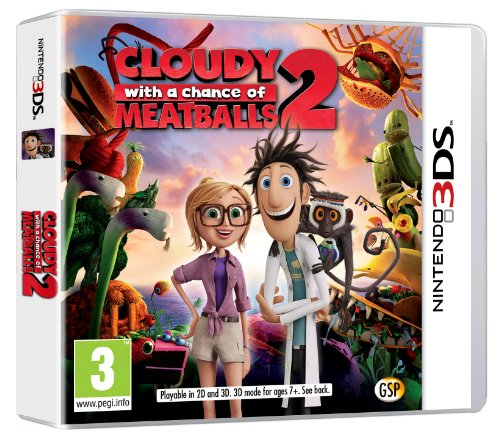 Cloudy With A Chance Of Meatballs 2 [Importación Inglesa] de Avanquest