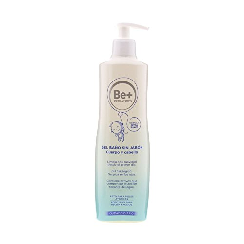 BE+ - BE+ GEL BAÑO SIN JABON 500ML de B.e