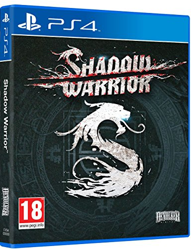 Shadow Warrior de BANDAI NAMCO Entertainment Iberica