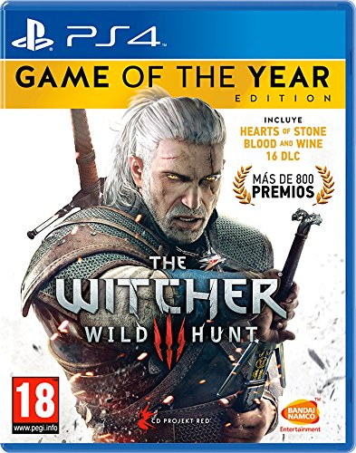 The Witcher 3: Wild Hunt - Game Of The Year Edition de BANDAI NAMCO Entertainment Iberica