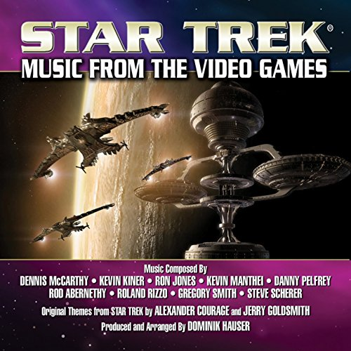 Star Trek: Music From The Video Games de BSX RECORDS, INC