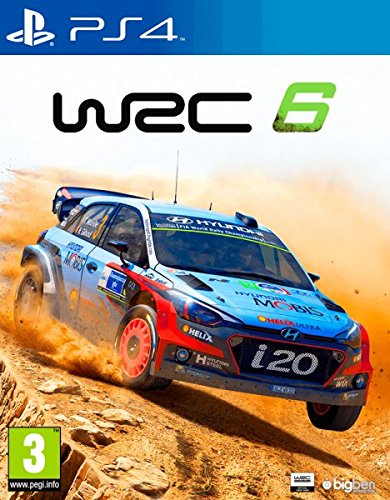 World Rally Championship (WRC 6) de Badland