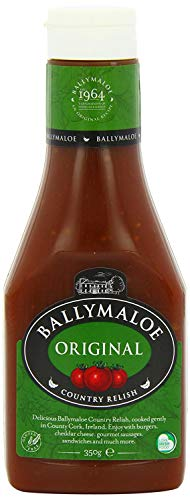 Ballymaloe Country Relish Squeezy 350g (Pack of 2) - Sold by DSDelta Ireland Ltd de Ballymaloe