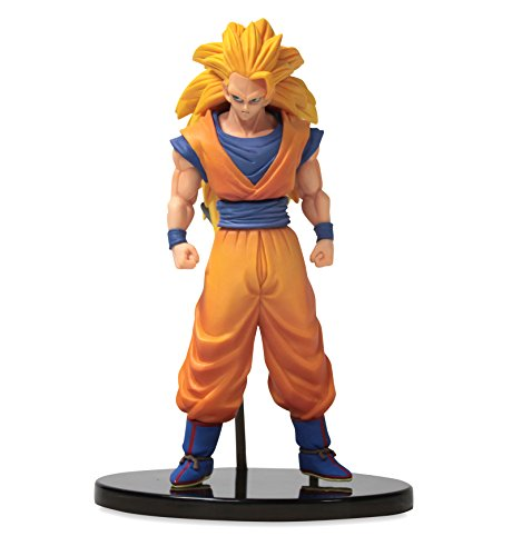 "Banpresto DBZ Dragon Ball Heroes DXF Vol. 1 with Card 6.5"" Super Saiyan 3 Son Goku Action Figure de Banpresto"