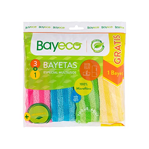 Bayeco, Pack Multiusos 3 + 23 Ml, Mix de Bayeco