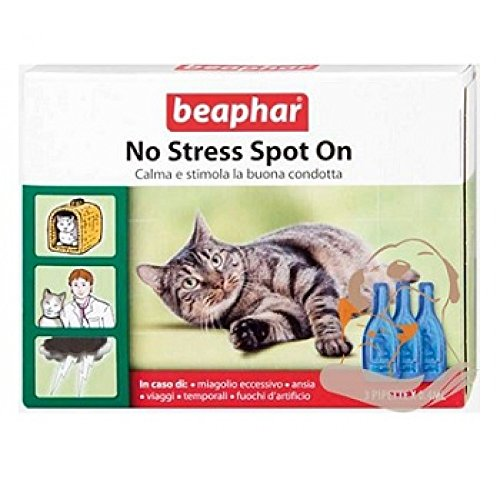 NO STRESS SPOT ON GATTO 3PIPET de Beaphar