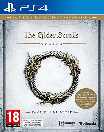 The Elder Scrolls Online - Tamriel Unlimited de Bethesda