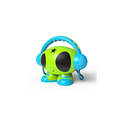 Reproductor USB BIGBEN ROBOT01 Karaoke MP3, USB de Big Ben