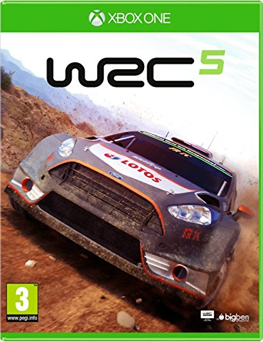 WRC 5 (World Rally Championship) de Big Ben