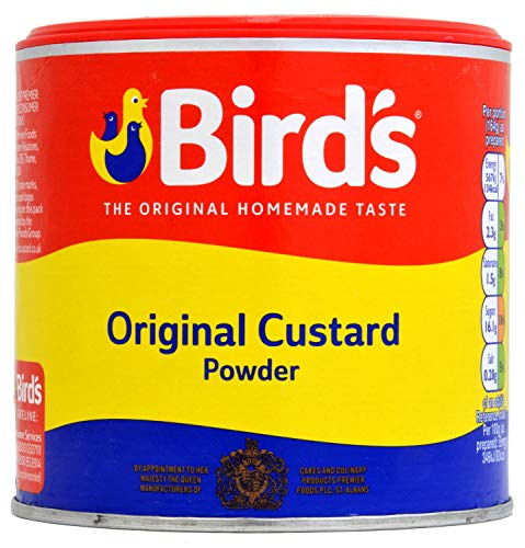 Bird's Custard Powder - 300 gr de Birds