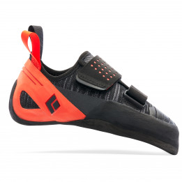 Black Diamond - Zone LV Climbing Shoes - Pies de gato size 10,5, negro/rojo de Black Diamond