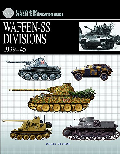 The Essential Vehicle Identification Guide: Waffen-Ss Divisions 1939-45 de Amber Books Ltd