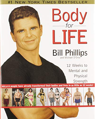 Body for Life: 12 Weeks to Mental and Physical Strength de Brand: None