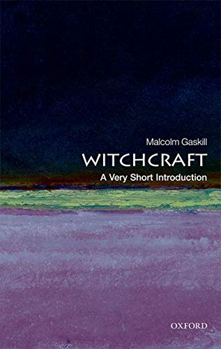 Witchcraft: A Very Short Introduction (Very Short Introductions) de OUP Oxford