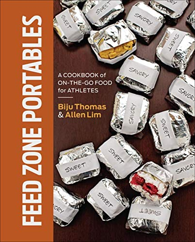 Feed Zone Portables: A Cookbook of On-the-Go Food for Athletes (The Feed Zone Series) de Brand: Velo Press